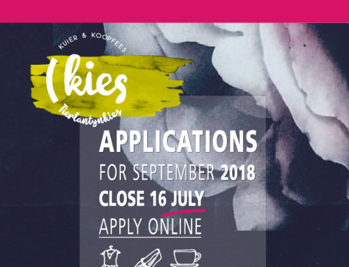 APPLICATIONS for SEPTEMBER 2018